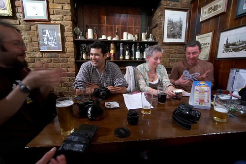 London Flickr Beer Meetup | by boncey