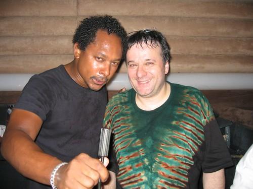 Derrick May and Francois K, Cielo