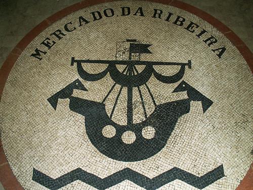 Lisboa, Mercado da Ribeira