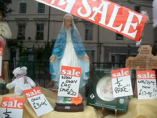 Virgin Mary -- Discounted | by elmada