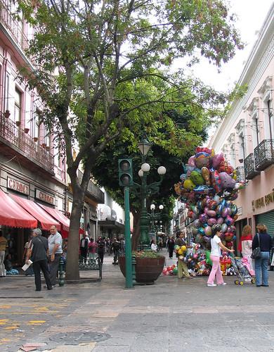 Patio, Puebla