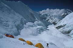 Everest - camp 3