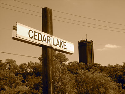 Holy Cedar Lake 2356