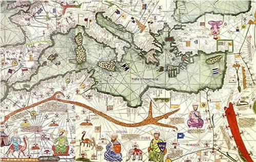 mapamundi de los Cresques