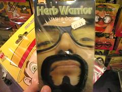 Herb Warrior!