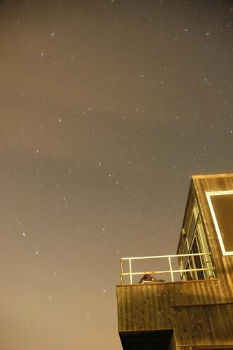 balcony stars