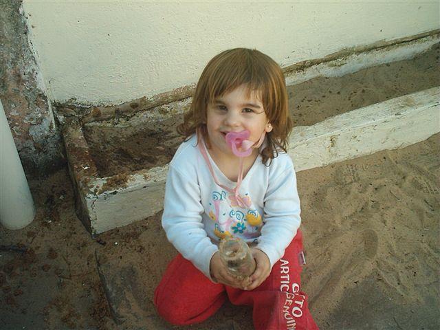 IM005556 - La chica de la arena