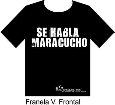SE HABLA MARACUCHO - FRONTAL