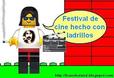 Festival de cine LEGO, el próximo post de FRUNOBULAND