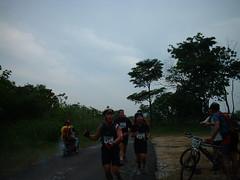 after run