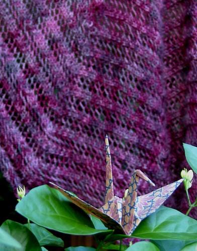shawl-&-crane