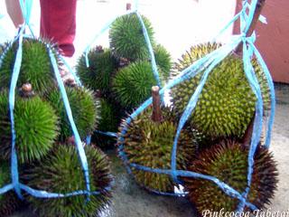 Brunei - Kianggeh Tamu - Durian