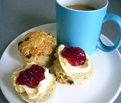 IMBB #17 - Cream Tea