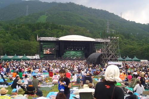 Fuji Rock Festival 2005