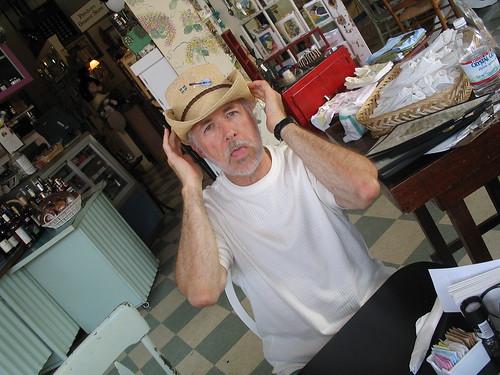 Jim hat