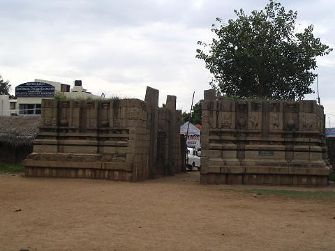 Sthala sayana Perumal Temple2