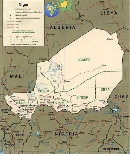 niger-map