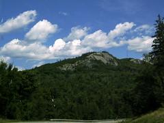 bald mountain - route 9, Maine USA