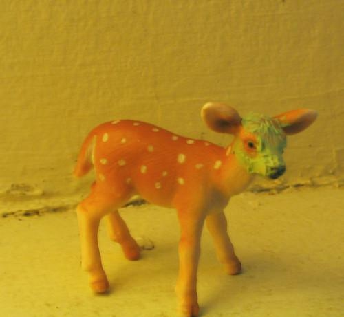deer facial