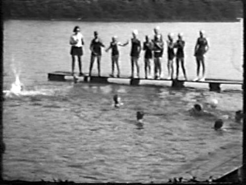 Camp - swimming