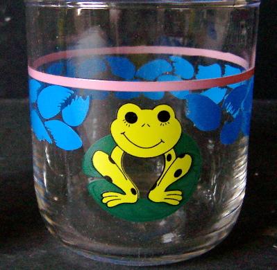 Tienshan Stoneware Collection - Frog Glassware