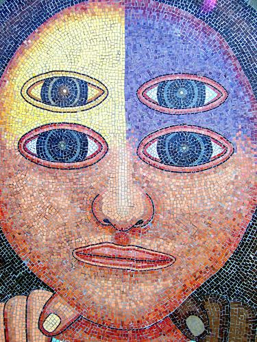 Four-eyed Mosaic