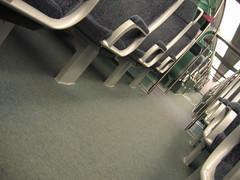 Twilight Zone seats.