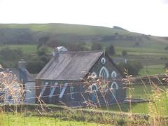 Capel y Bedyddwyr, Penffordd-las