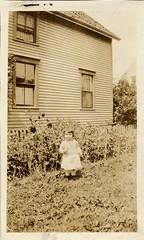 Grandma in 1924
