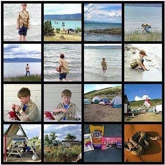 Mosaic - Bear Lake Scout Camp