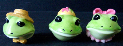 Kitchen Set - Frog Drawer Pulls