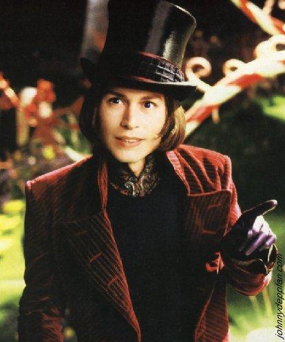 Willy Wonka - Depp