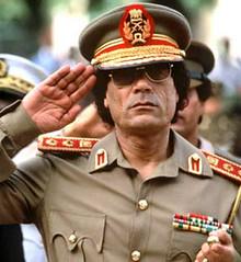 Muammar el Gaddafi