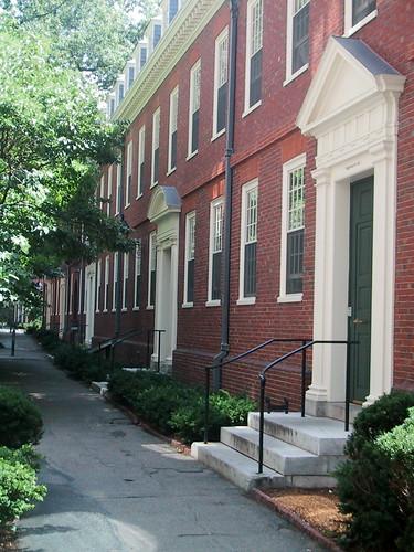 Harvard Alley