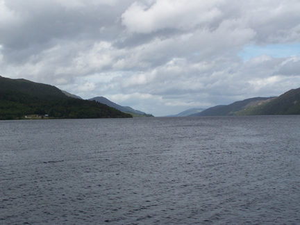 Loch Ness upload