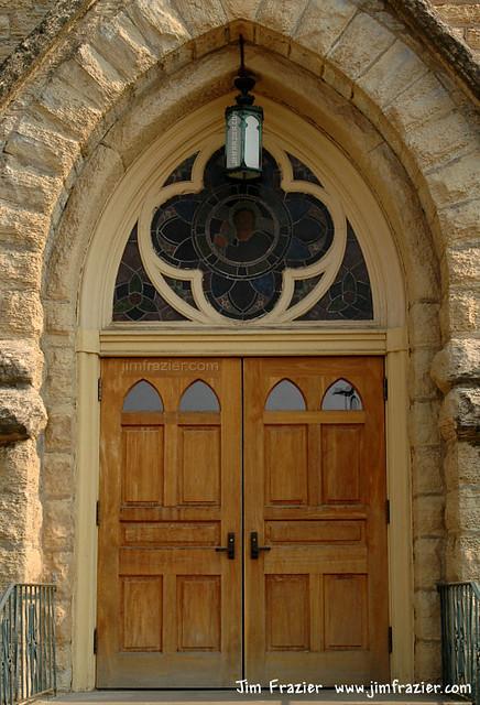 Park District Door in Batavia