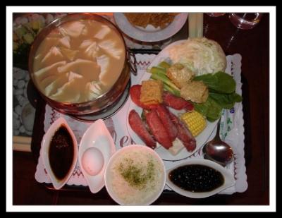 sweet 馬桶餐廳珍珠奶茶鍋