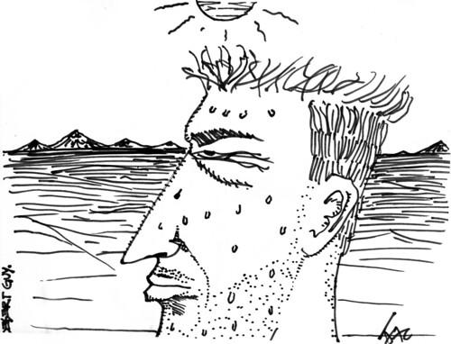 Desert Guy, 1986