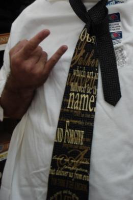 Jesus tie