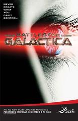 Battlestar Gallactica SciFi Poster