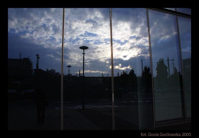 Brussel Noord at dusk (6)
