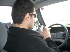 Road Trip Santiago - 01 - Juan driving