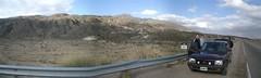Road Trip Santiago - 10 - Andes pano