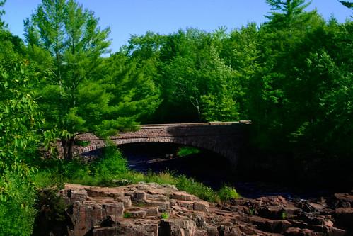 Eau Claire Dells Bridge