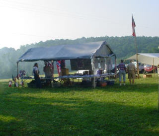 folk fair confederates