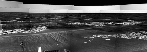 Opportunity Sol 553 Pancams