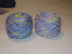 MCY wool yarn