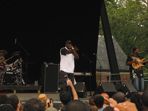 Barrington Levy At Central Park Summerstage