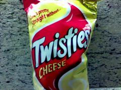 Cheese Twisties