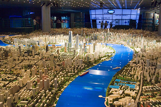A model of Shanghai in 2020 | by eugene
